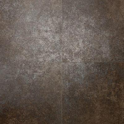 Daltile Metal Effects Brilliant Bronze 13 in. x 13 in. Porcelain Floor and Wall Tile (15.24 sq. ft. / case)-DISCONTINUED
