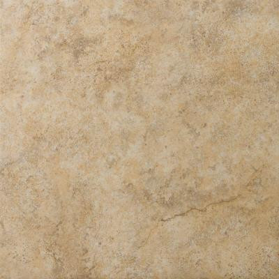 Emser Toledo 13 in. x 13 in. Walnut Ceramic Floor and Wall Tile (16.52 sq. ft. / case)