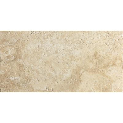 MARAZZI Artea Stone 6-1/2 in. x 13 in. Avorio Porcelain Floor and Wall Tile (9.46 sq. ft. / case)
