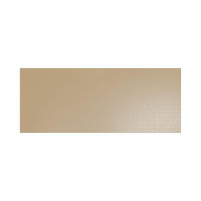 Daltile Identity Gloss Imperial Gold 8 in. x 20 in. Ceramic Accent Wall Tile-DISCONTINUED