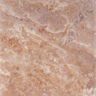 MS International English Walnut 18 in. x 18 in. Honed Travertine Floor & Wall Tile-DISCONTINUED