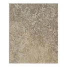 Daltile Castle De Verre Gray Stone 10 in. x 13 in. Porcelain Floor and Wall Tile (13.13 sq. ft. / case)