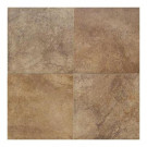 Daltile Florenza Brun 18 in. x 18 in. Porcelain Floor and Wall Tile (13.08 sq. ft. / case)-DISCONTINUED