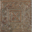 U.S. Ceramic Tile Craterlake Bamboo 6 in. x 6 in. Glazed Porcelain Insert Corner Floor & Wall Tile-DISCONTINUED