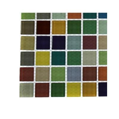 Splashback Tile Fruit Splash Glass Tile Sample