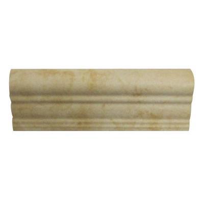 Emser 2 in. x 7 in. Coliseum Ephesus Ceramic V-Cap Floor and Wall Tile-DISCONTINUED