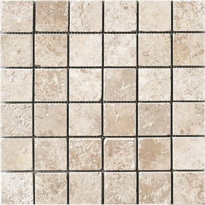 MARAZZI Montagna Lugano 12 in. x 12 in. Porcelain Mosaic Floor and Wall Tile