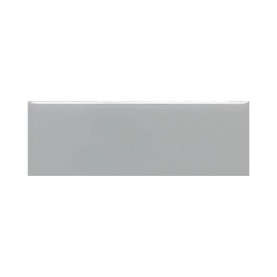 Daltile Modern Dimensions Gloss Desert Gray 4-1/4 in. x 12-3/4 in. Ceramic Floor and Wall Tile (10.64 sq. ft. / case)