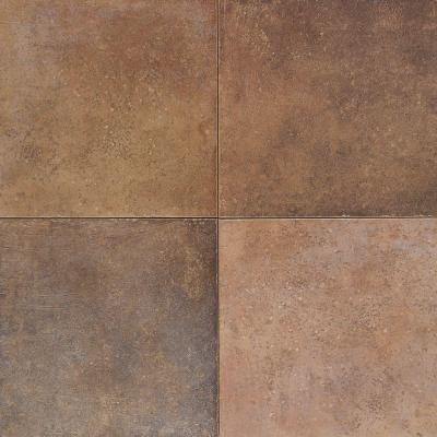 Daltile Terra Antica Bruno 12 in. x 12 in. Porcelain Floor and Wall Tile (14.53 sq. ft. / case)