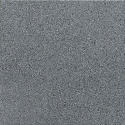 Daltile Colour Scheme Suede Gray 6 in. x 6 in. Porcelain Bullnose Floor and Wall Tile-DISCONTINUED
