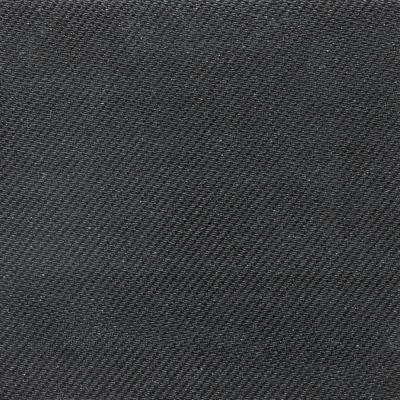 Daltile Identity Twilight Black Fabric 18 in. x 18 in. Porcelain Floor and Wall Tile (13.07 sq. ft. / case)