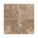 Daltile San Michele Moka Cross-Cut 24 in. x 24 in. Glazed Porcelain Floor and Wall Tile (15.83 sq. ft. / case)
