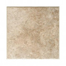 Daltile Passaggio Sorano Brown 18 in. x 18 in. Glazed Porcleain Floor and Wall Tile (18 sq. ft. / case)-DISCONTINUED