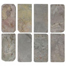 Jeffrey Court Multi-Colored Slate 3 in. x 6 in. x 8 mm Floor and Wall Tile (8 pieces/1 sq. ft./1 pack)