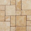 Emser Coliseum 13 in. x 13 in. Ephesus Porcelain Mosaic Tile-DISCONTINUED