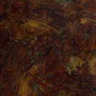 MARAZZI Imperial Slate Rust 16 in. x 16 in. Ceramic Floor and Wall Tile (13.776 sq. ft. / case)