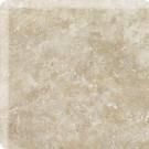 Daltile Heathland White Rock 3 in. x 3 in. Glazed Ceramic Bullnose Corner Wall Tile