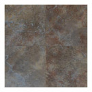 Daltile Continental Slate Tuscan Blue 18 in. x 18 in. Porcelain Floor and Wall Tile (18 sq. ft. / case)